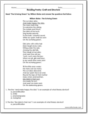 I Am Poem Template - Freeology