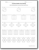 math worksheet : fractions on number line worksheets : Fractions Number Line Worksheets