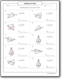 s For Cylinders Math Elegant Volume Of Cylinders Cones And also Surface Area and Volume   Cones Riddle Worksheet by Secondary Math moreover Geometry Worksheets   Surface Area   Volume Worksheets in addition Volume Worksheets additionally  in addition  additionally Word Problem Worksheets For Graders Geometry Math Problems Deb Grade together with Geometry Worksheets   Surface Area   Volume Worksheets as well volume of prisms and pyramids worksheets furthermore prisms and pyramids worksheets – slaterengineering together with Volume s  ex les  solutions  games  worksheets  videos as well Volume of a Cone Worksheets in addition  in addition Volume Of A Cone Worksheets   MathVine together with  together with . on volume of a cone worksheet
