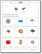 Length | Teaching Ideas