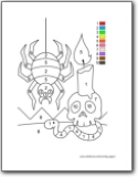 Halloween color by number multiplication free worksheets halloween also Halloween Color By Number Multiplication Free   2018 Coloring page additionally  furthermore Halloween Color By Number Pages With Worksheet Coloring Place Value likewise  likewise Halloween Color By Number Pages Free Color By Number Coloring Pages as well Halloween Color By Numbers Coloring Pages  2345556 likewise halloween color by number worksheets – halftraining info together with Halloween Color By Number Multiplication Free Color By Numbers together with Halloween Color By Number Pages Color Code Worksheets Color By further Halloween Coloring Pages moreover Easy Color By Numbers Coloring Pages   GetColoringPages additionally  in addition Halloween Scene Color by Number   Free Printable Coloring Pages also Halloween Color By Numbers Worksheets   Itsy Bitsy Fun moreover . on halloween color by number worksheets