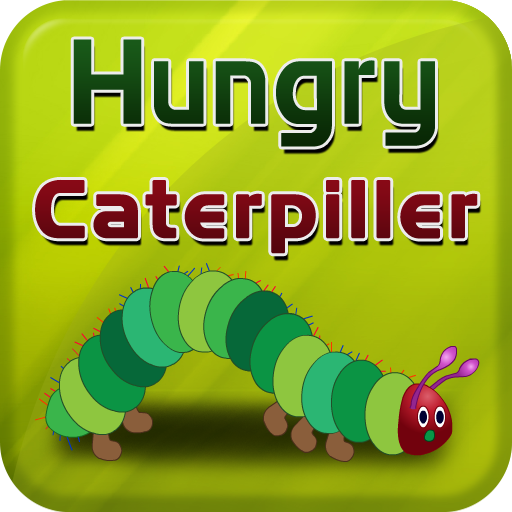 Hungry Caterpillars Addition Game