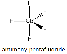 Sbf5 Lewis Structure