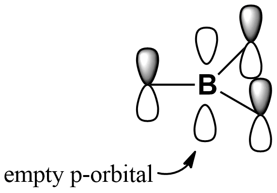 Borontrifluorideformula2g boron atom bf3 molecule is also an exception to the rules of octet of valence electrons its chemical structure can be written as below in the common ccuart Images