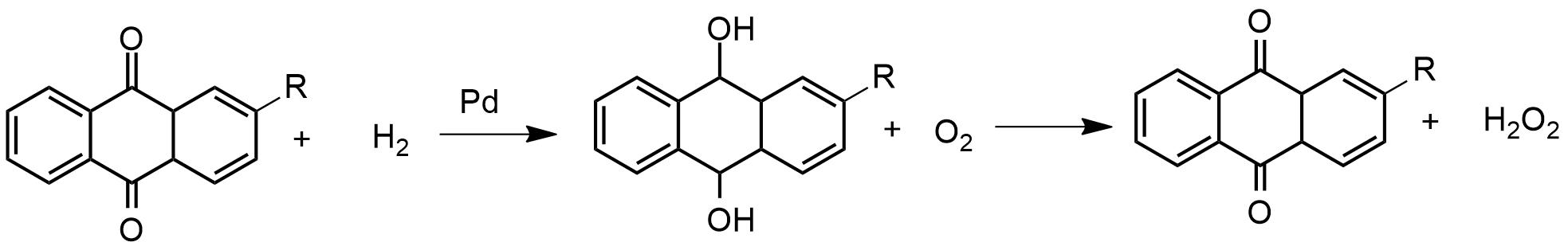 Hydrogen Peroxide Chemical Equation - Tessshebaylo H2 Structural Formula