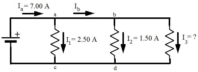 Kirchhoff's Junction Rule Formula