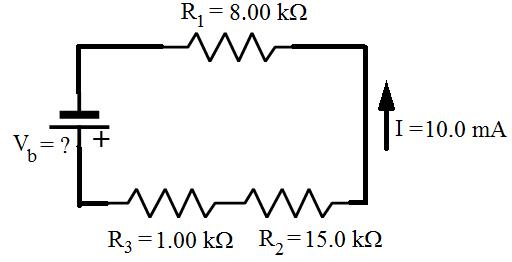 Kirchhoff's Loop Rule Formula
