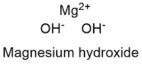 magnesium oxide formula The correct formula for magnesium oxide is mgo to find the chemical formula for this ionic compound, it is important to know the following steps: locate the elements on a.