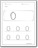 Number 0 Worksheets : Number 0 worksheets for preschool and ...