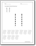 Number 11 Worksheets : Number 11 worksheets for preschool and ...