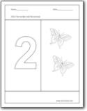 math worksheet : number 2 worksheets  number 2 worksheets for preschool and  : Number 2 Worksheets For Kindergarten