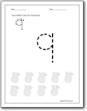 Number 9 Worksheets : Number 9 worksheets for preschool and ...