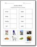 ee ea and ey soundsworksheets. Black Bedroom Furniture Sets. Home Design Ideas