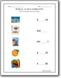 Ee Ea And Ey Soundsworksheets