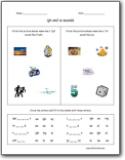 igh and ie worksheets. Black Bedroom Furniture Sets. Home Design Ideas