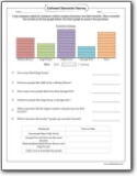 favorite_cartoon_character_bar_graph_worksheet