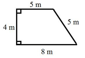 Area of trapezoid ccuart Choice Image