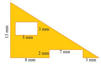homework 13-8 area of irregular shapes