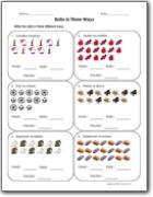 ratios worksheets ratio in three ways worksheet