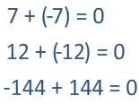 Adding Integers (Positive + Negative)